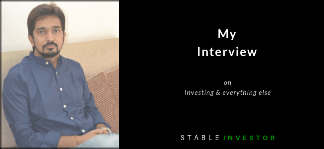 My Interview Stable Investor