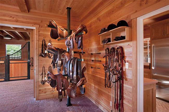 15 Tack Rooms We Want To Live In Stable Style
