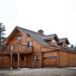 Rustic Colorado Apartment Barn