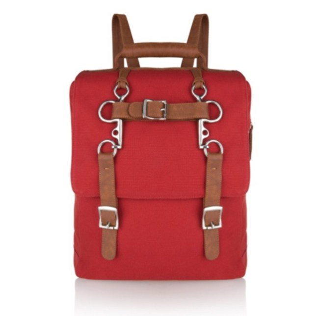 horse bit backpack