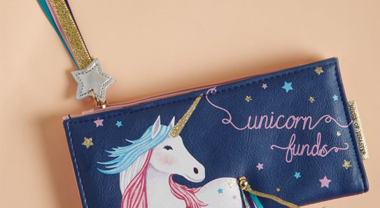 unicorn pouch cover