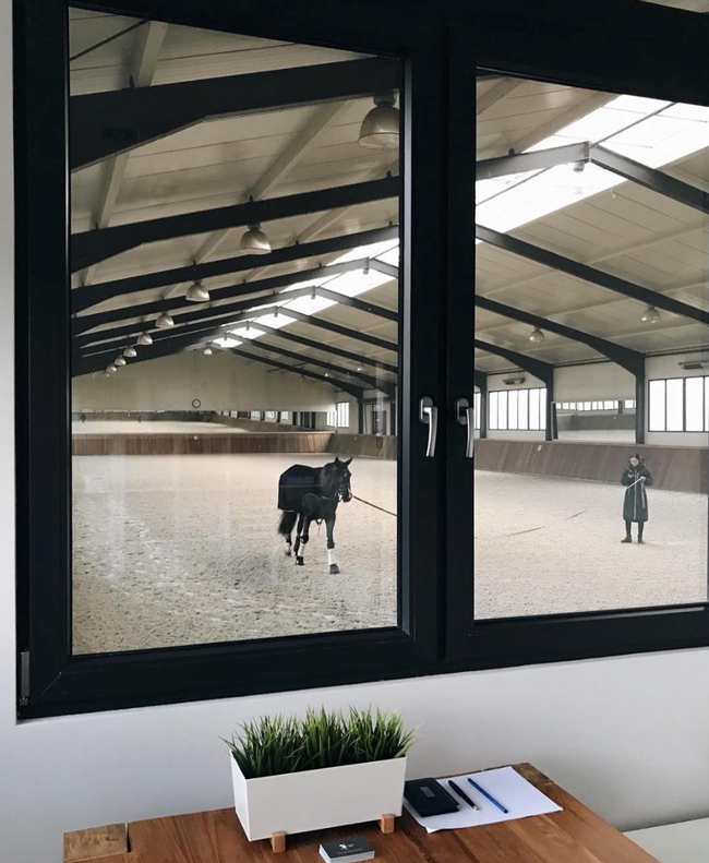 8 Indoor Riding Arenas to Drool Over from Instagram - STABLE