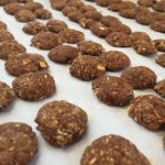 Homemade Horse Treats With Cinnamon Oats Stable Table And Crafts