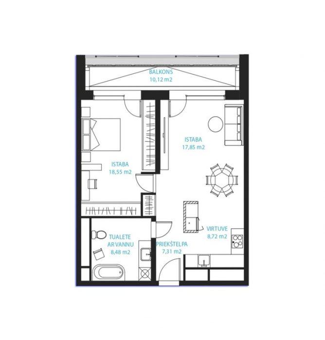 Dzīvoklis Nr.32