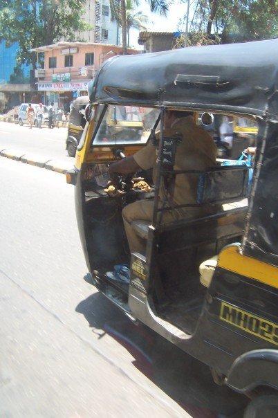 Rickshaw rides!
