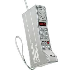 Evolution of a cell phone (2/5)