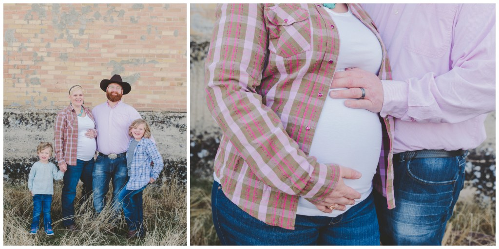 Cache Valley Maternity Photographer