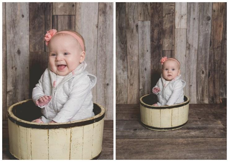 Utah 6 Months Kids Photographer