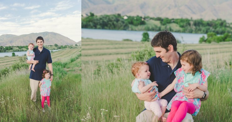 Wiser Family Cache Valley Family Photographer