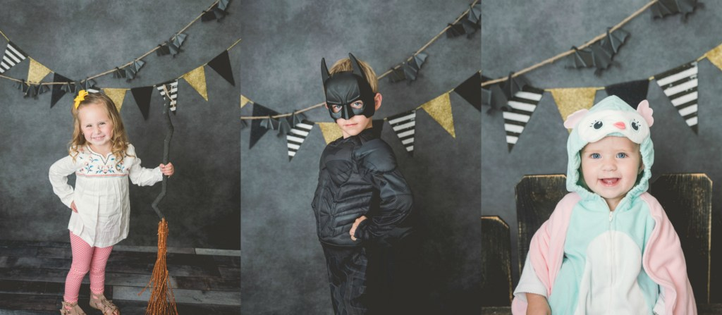Halloween Mini Sessions Logan Utah Photographer