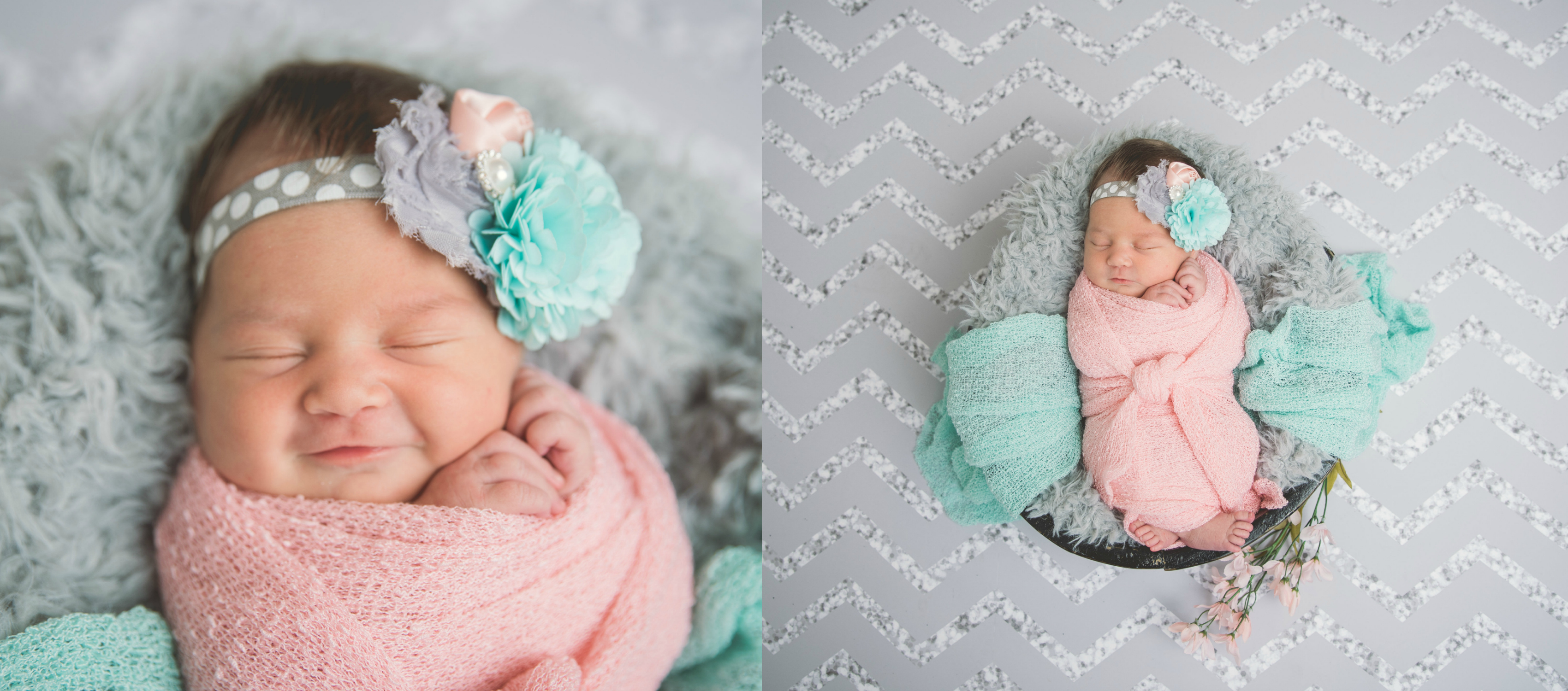 Phillips Newborn Girl Ogden Utah Newborn Photographer
