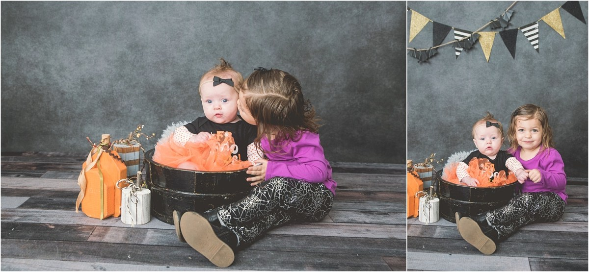 Boehme Logan Utah Halloween Mini Session Photographer