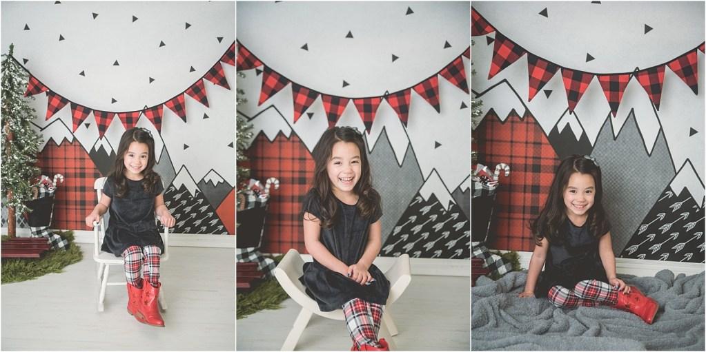 Addi Christmas Mini Logan Utah Photographer