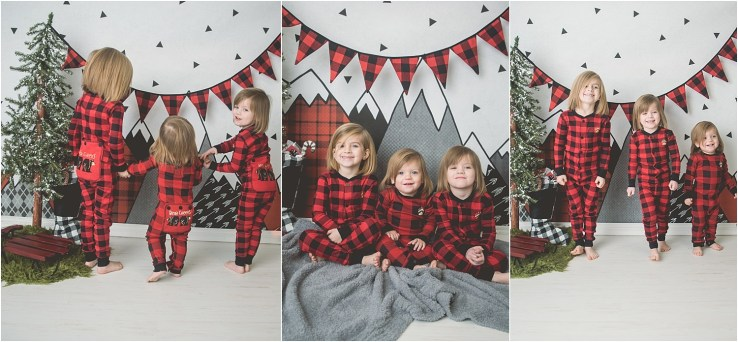 Ashley Christmas Mini Logan Utah Photographer