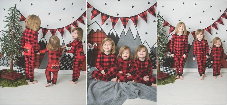 Ashley Christmas Mini Logan Utah Photographer