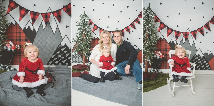 King Christmas Mini Northern Utah Photographer