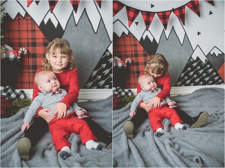 Prisbrey Christmas Mini Hyrum Utah Photographer