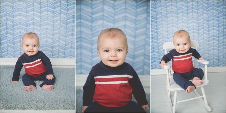 Granger 9 Month Milestone Logan Utah Photographer