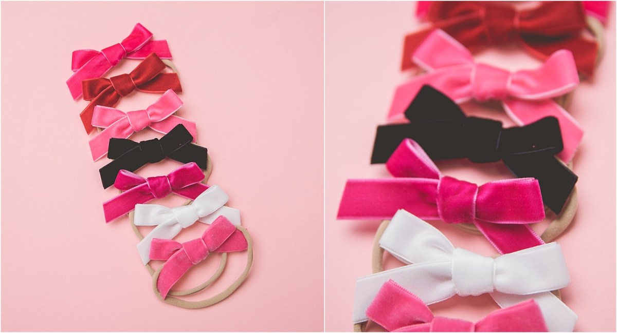 A Little Bow Obsessed Product Photography