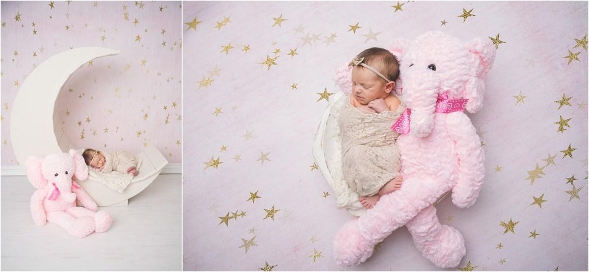 Clegg Logan Utah Newborn Photographer Baby Girl