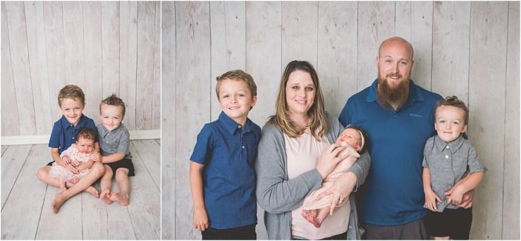 Johnson Hyrum Utah Newborn Photographer Baby Girl