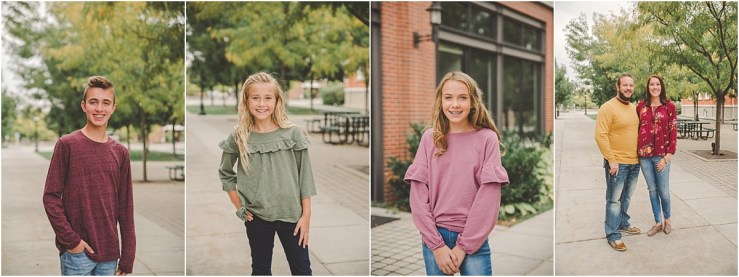 Clark Family Logan Utah Family Photographer