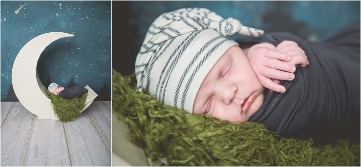 King Northern Utah Newborn Photographer
