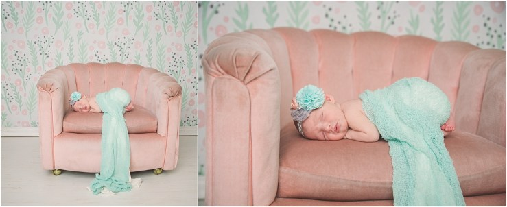 Miller Newborn Cache Valley Utah Newborn Photographer