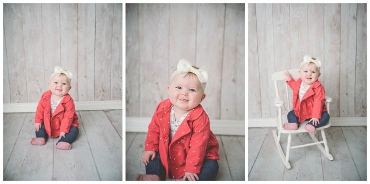 McBride 6 months Logan Utah Kids Photographer