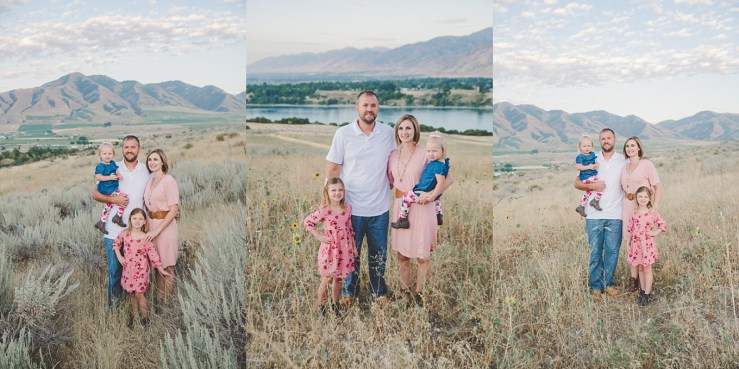 VanDarlin Family Logan Utah Family Photographer