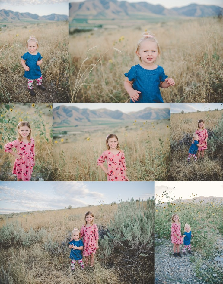 VanDarlin Family Cache Valley Utah Family Photographer