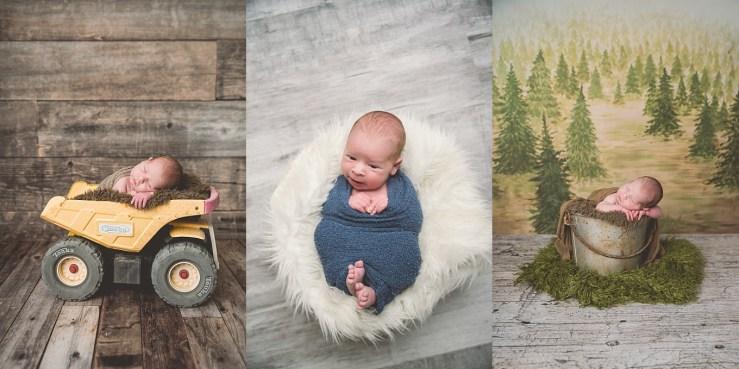 Randolph Newborn Photographer Barker Newborn