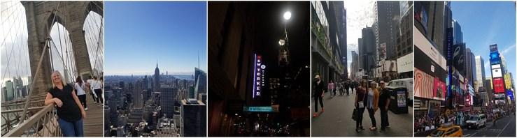 Girls Trip to New York City New York