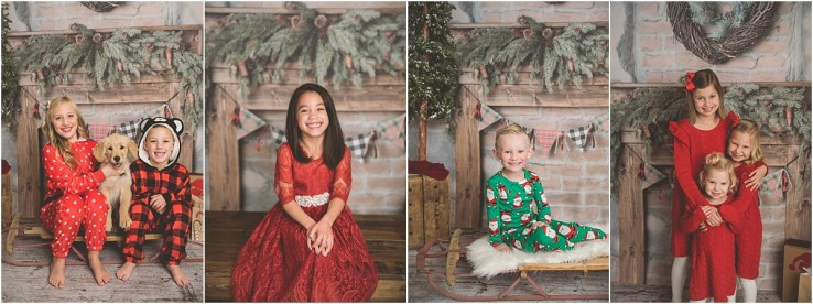 Christmas Themed Sessions Logan Utah Photographer