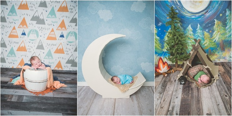 Wood Utah Newborn Photographer