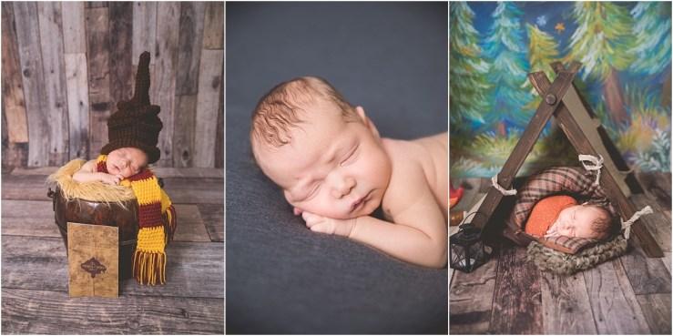 Logan Utah Newborn Photographer Miller