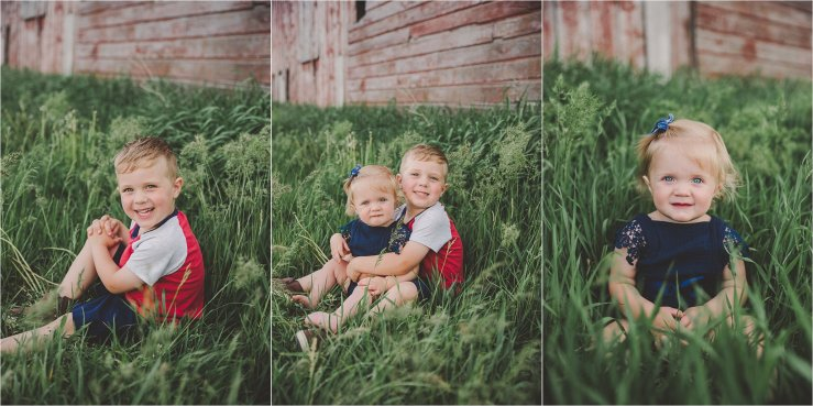 Hyer Kids Cache Valley Utah Photographer