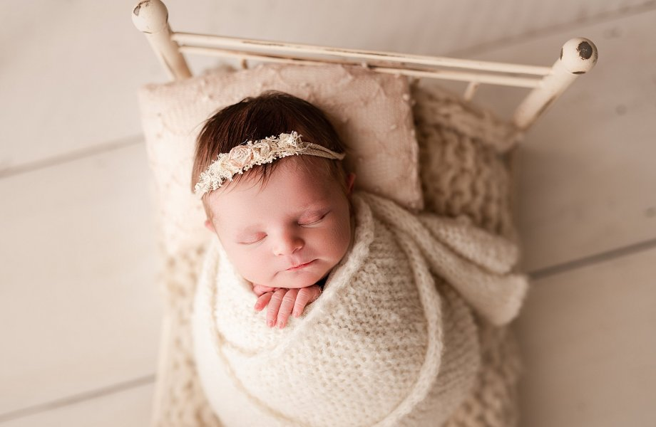 Ellie | Fort Wayne Newborn Session