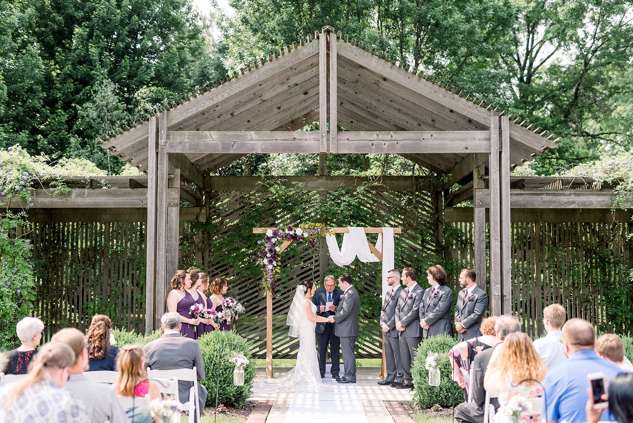 Goeglein's Homestead Wedding