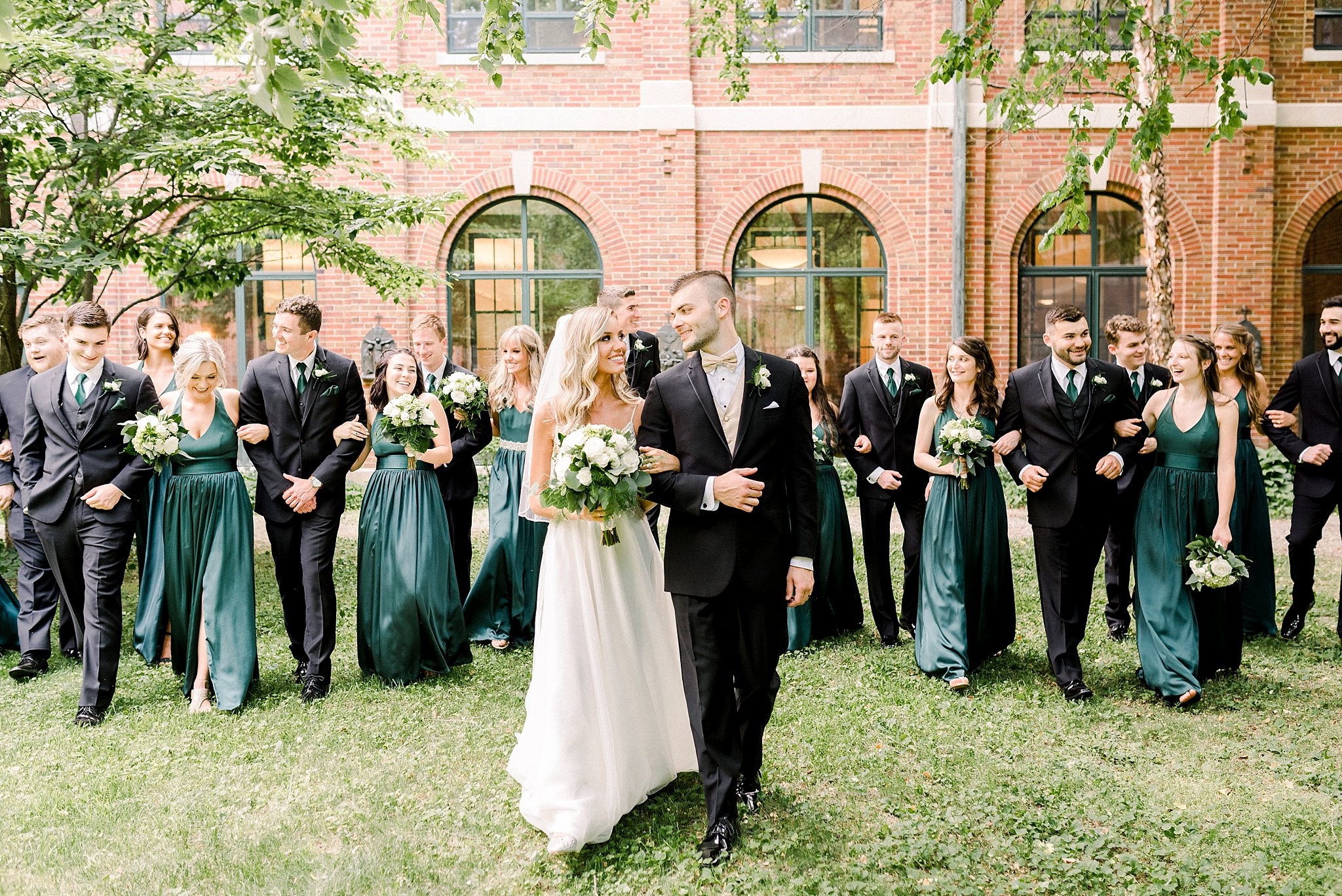 IHM Motherhouse Chapel Wedding