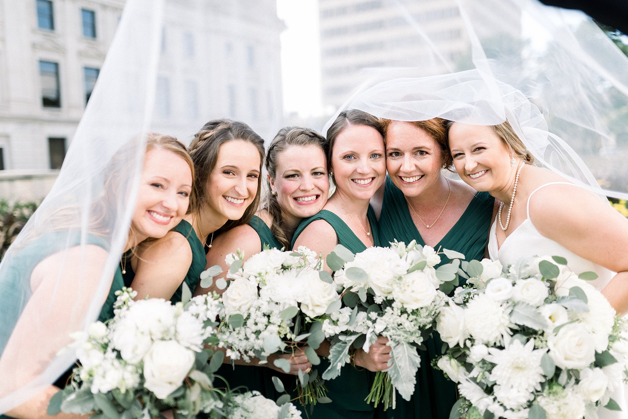 Allen County Courthouse Wedding