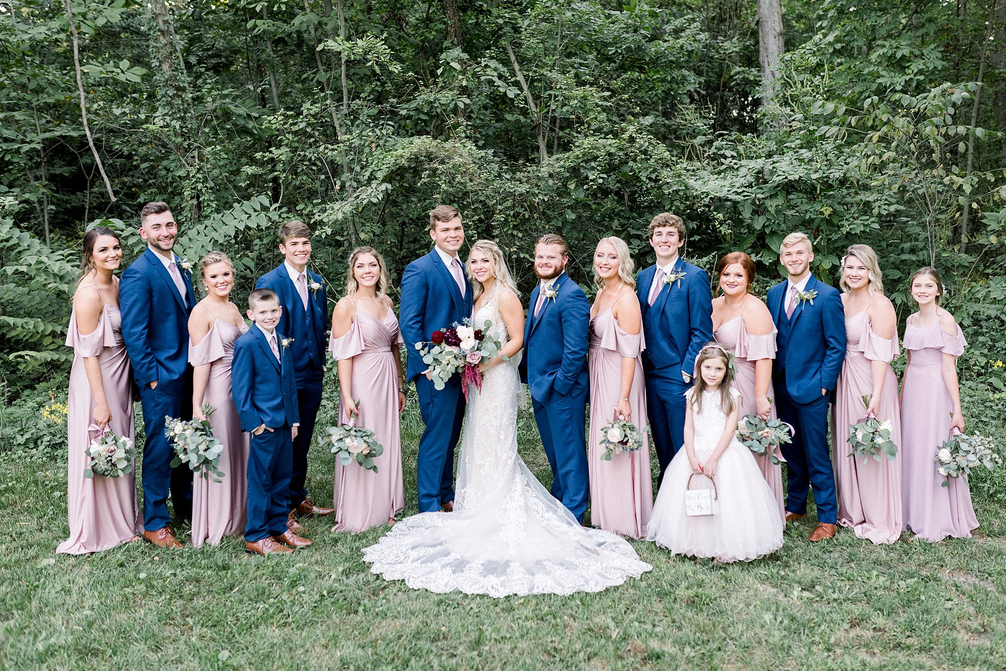 Pittsboro Backyard Wedding