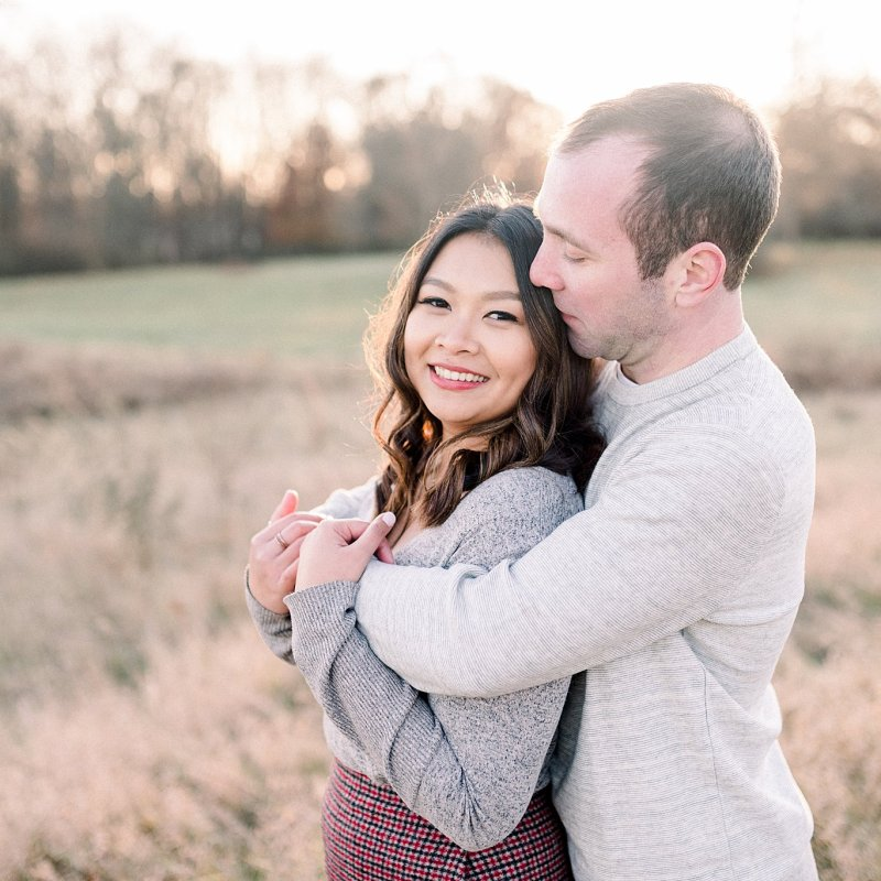 Metea Park Engagement Session