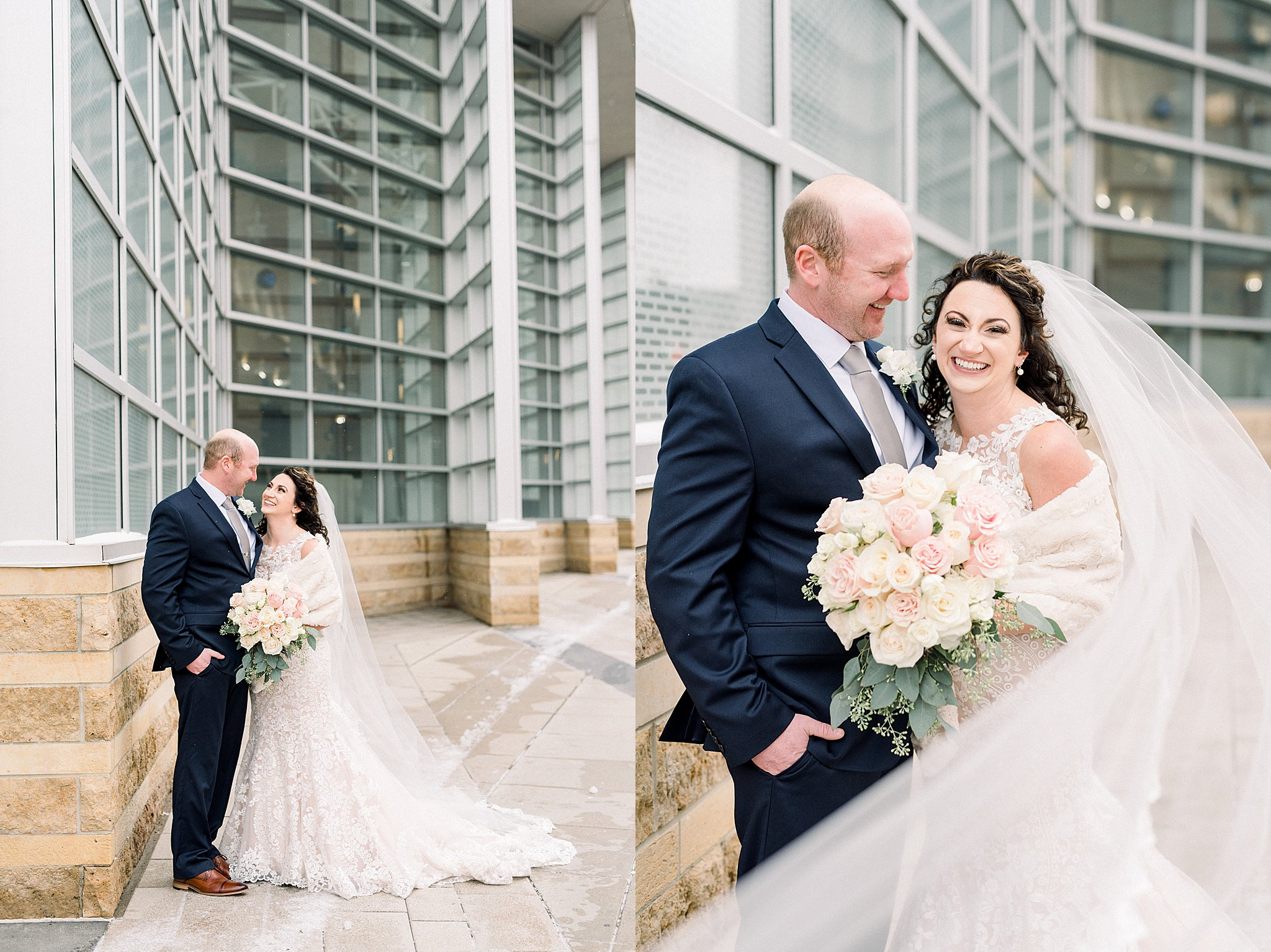 Courtyard by Marriott wedding