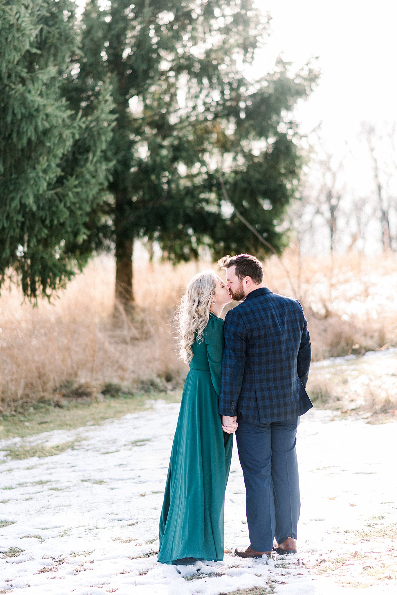 Pokagon State Park Engagement Session