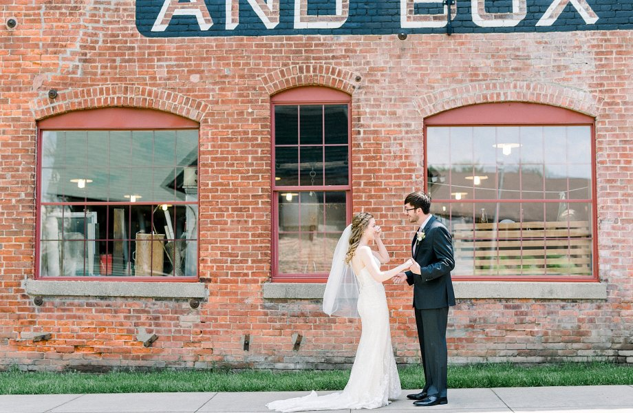 The First Look on a Wedding Day | Should You Do One?