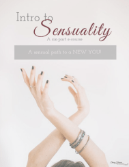 Intro to Sensuality - Cover