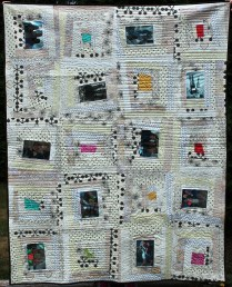 The Wedding Quilt for KT