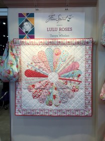 Rose Medallion- McCall's Quilting July/Aug 2015