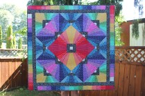 Prism Quilt Kit- Craftsy